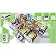 2.-基于G-PLC无通讯线缆的多联机系统